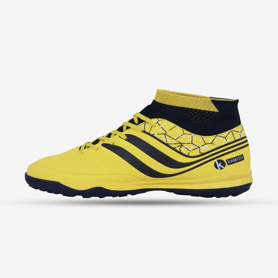 Giày KAMITO COBRA cổ cao - vàng đen