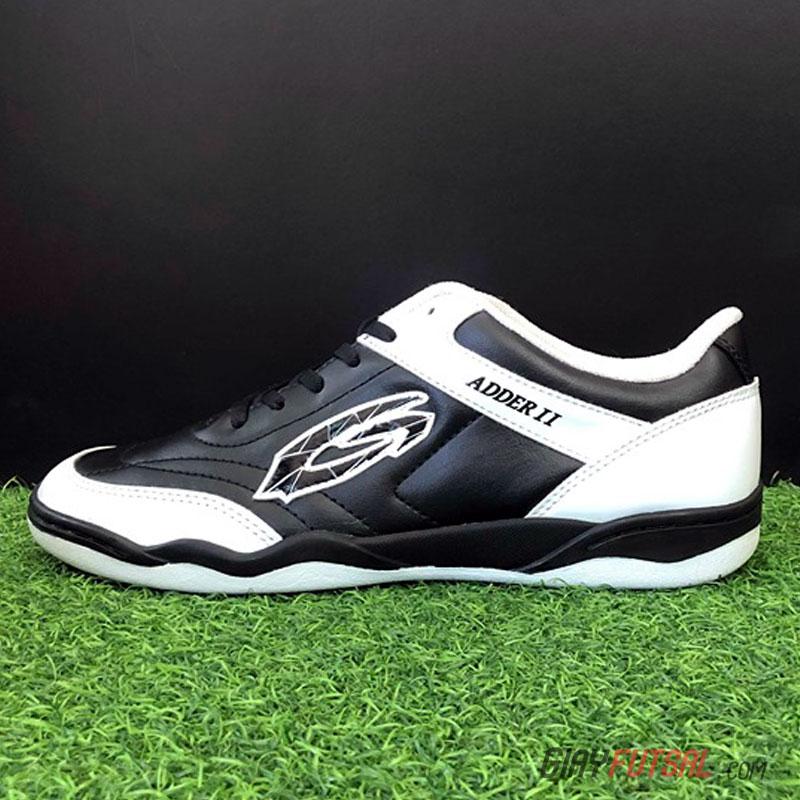 Giày Giga Adder II IC - trắng đen
