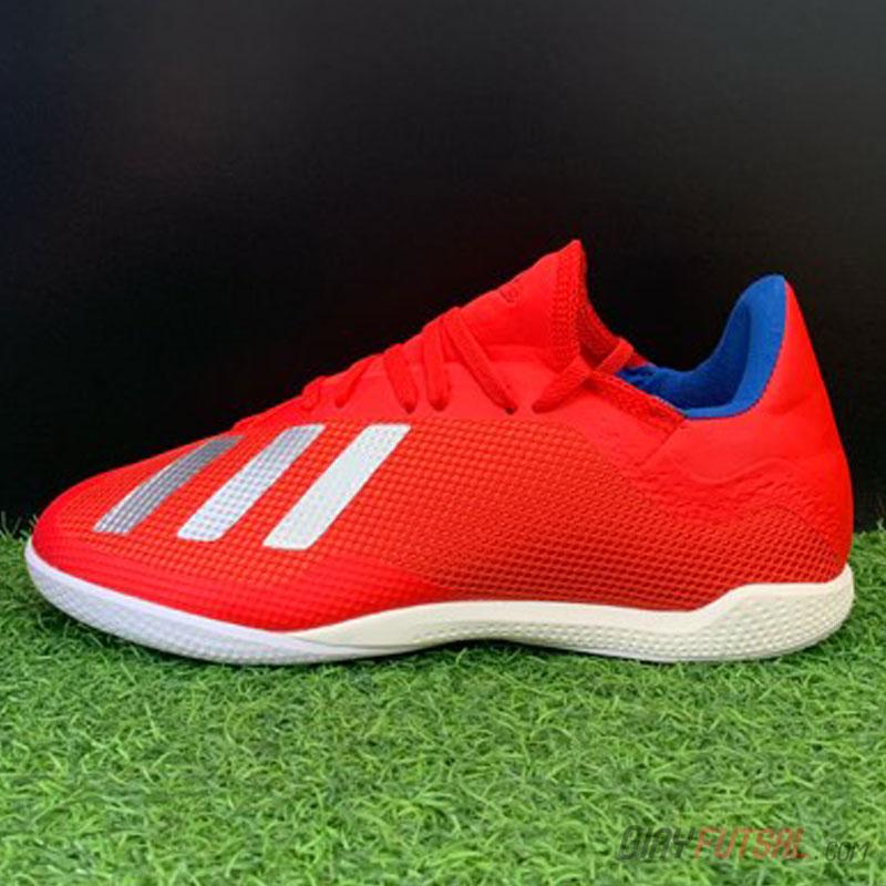 Giày Adidas X Tango 18.3 IC - đỏ (SF)