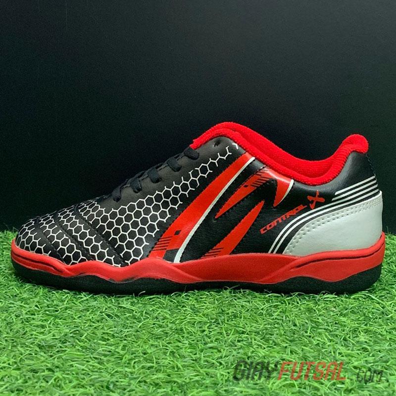 Giày Giga Control X IC - đen đỏ