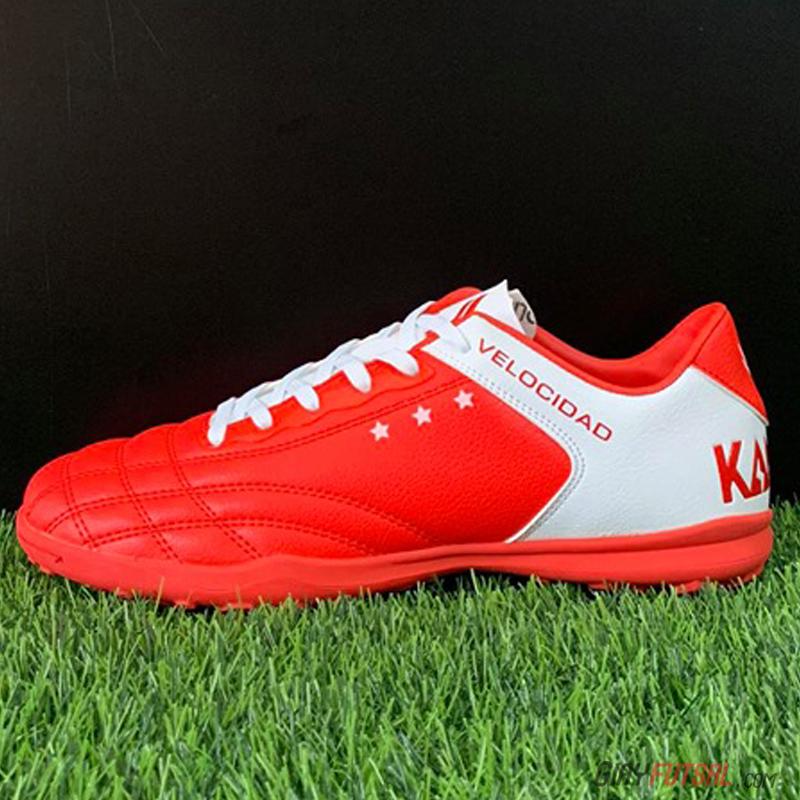Giày Kamito Velocidad-03 TF - đỏ