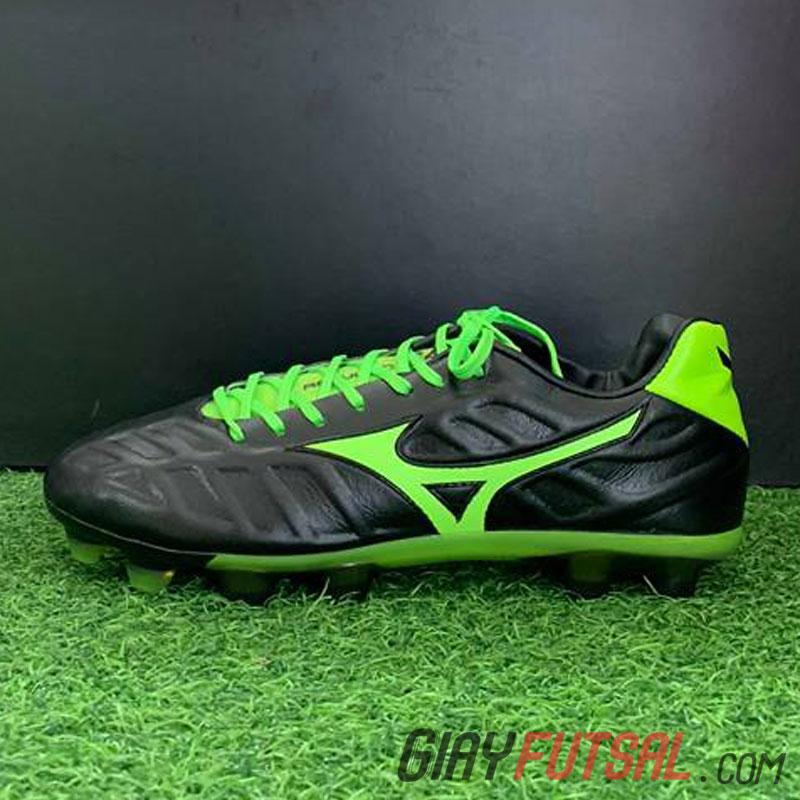 Giày Mizuno Rebula V3 FG - đen lá (SF)