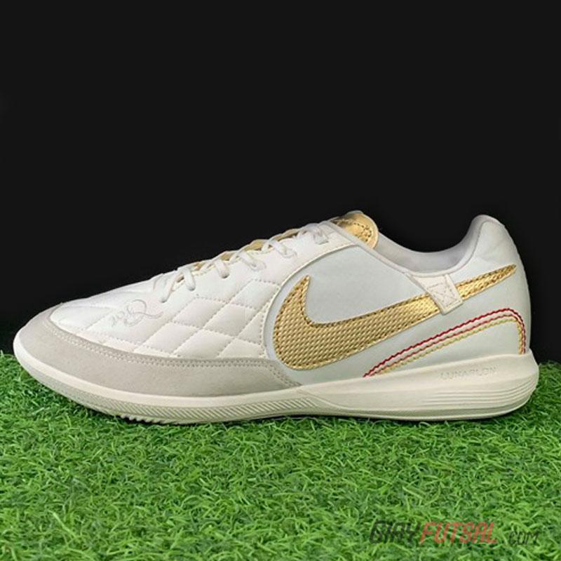 Giày Nike Tiempo Luna IC - trắng (SF)