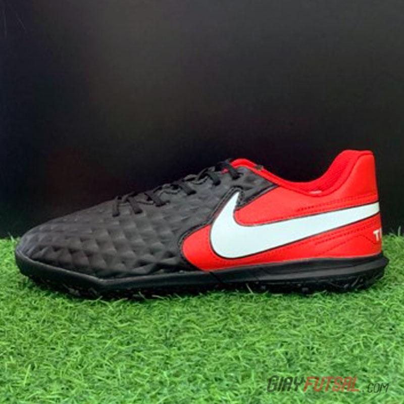 Giày Nike Tiempo Legend VIII TF - đen đỏ