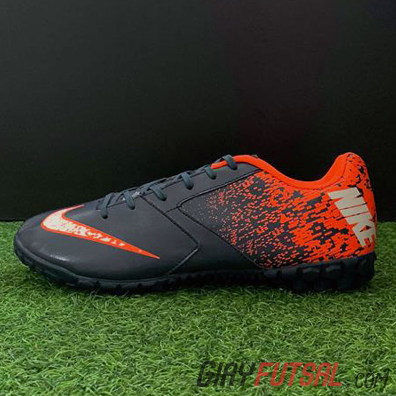 Giày Nike Mercurial Bombax TF - xanh cam