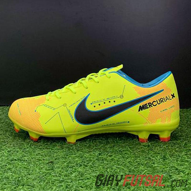 Giày Mercurial  Vapor XI Neymar FG - xanh dạ (SF)