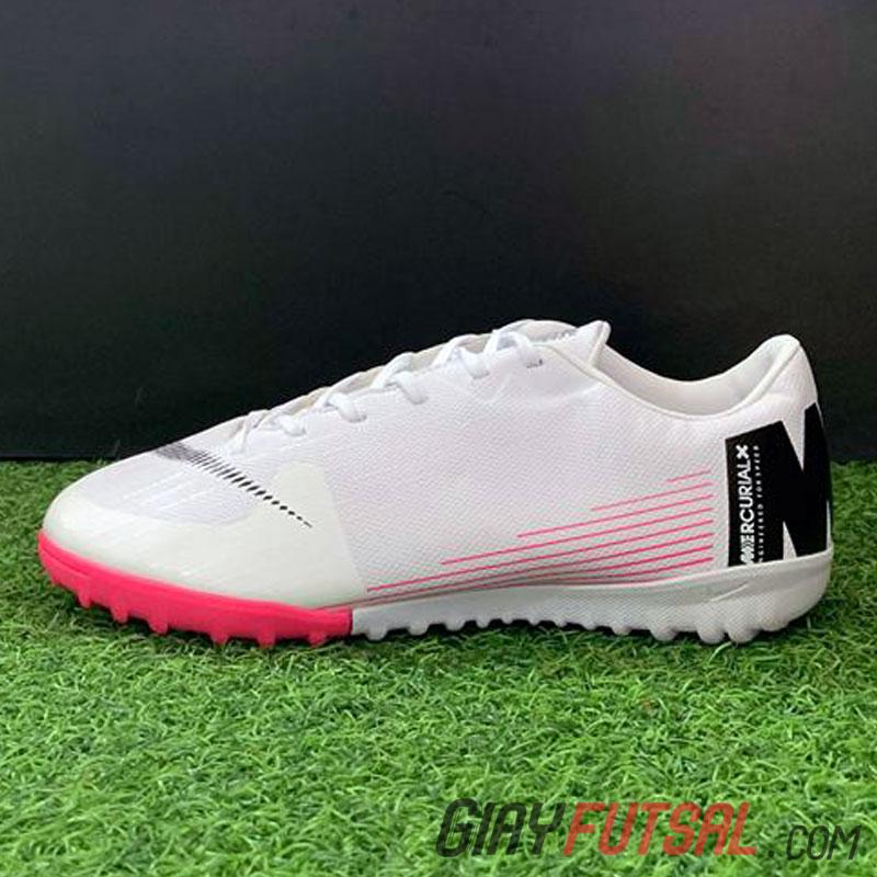 Giày Nike MercurialX Superfly 6 TF - trắng hồng