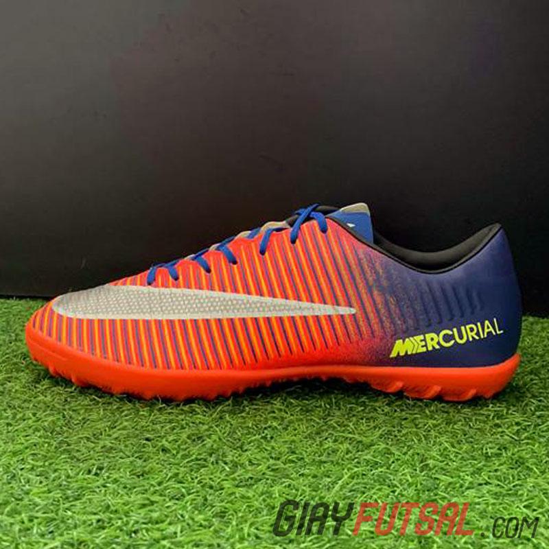 Giày Nike Mercurial Victory VI TF - cam xanh