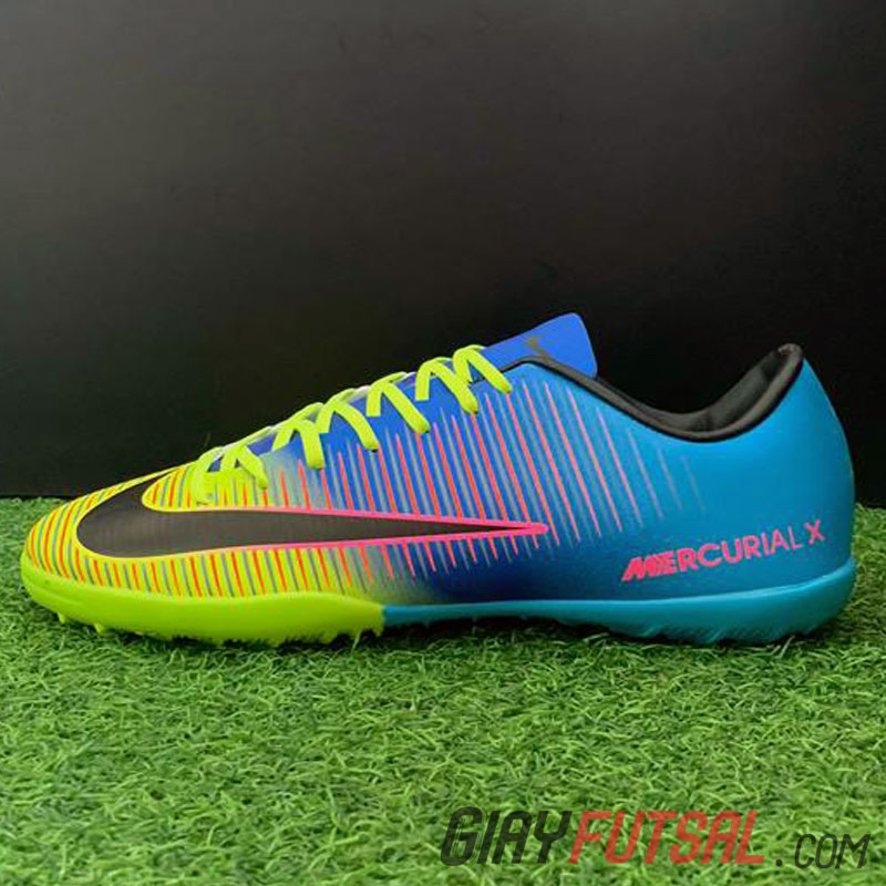 Giày Nike Mercurial Victory VI TF - dạ xanh