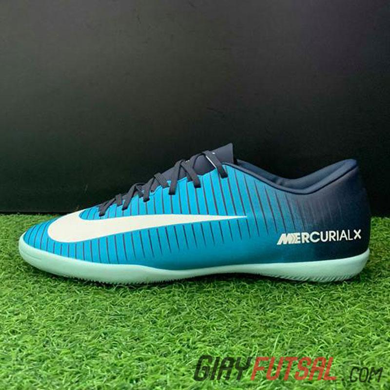Giày Nike Mercurial Victory 6 IC - xanh duong
