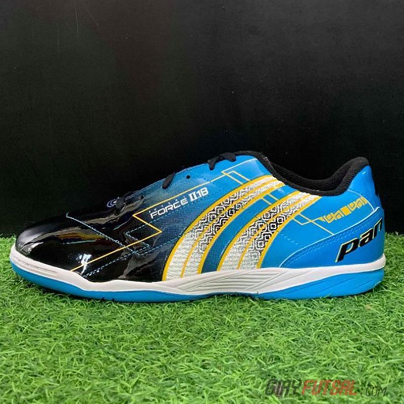 Giày Pan Force II.18 IC - đen xanh