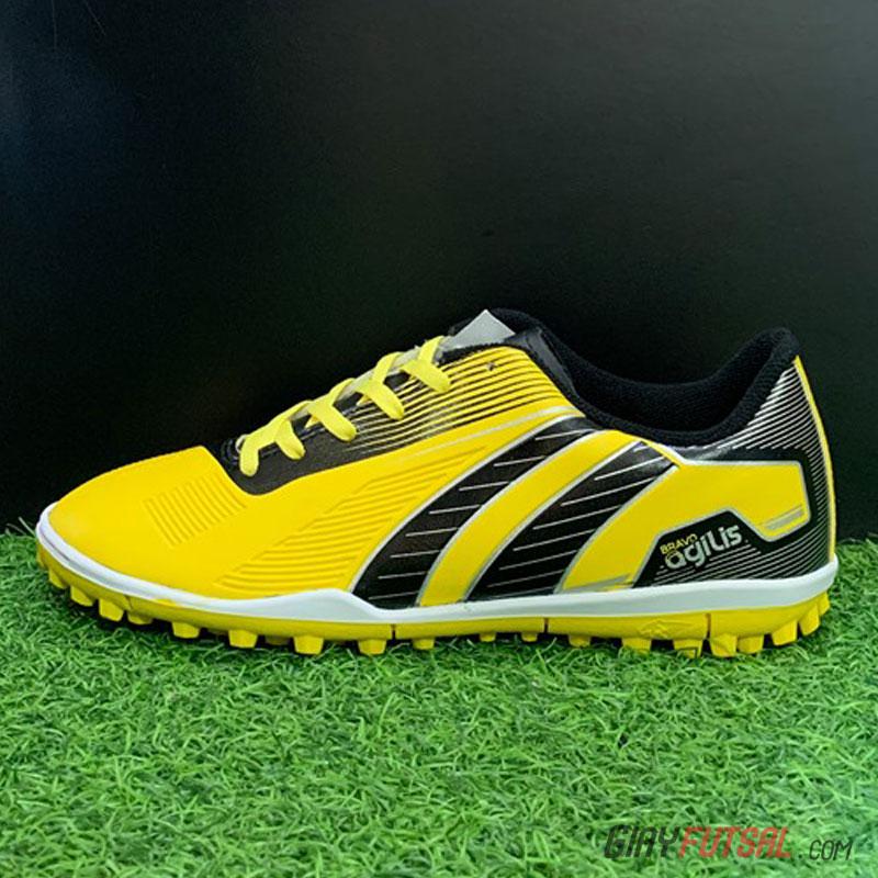 Giày Pan Bravo Agilics TF - đen vàng