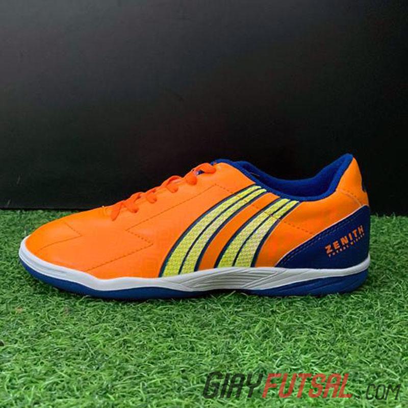Giày Pan Zenith IC - cam xanh