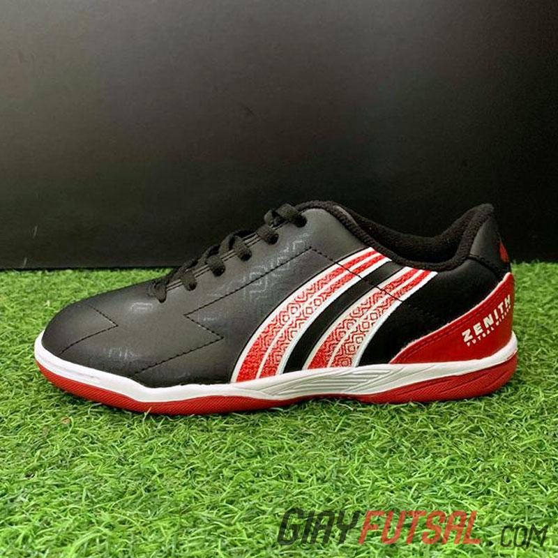Giày Pan Zenith IC - đen đỏ