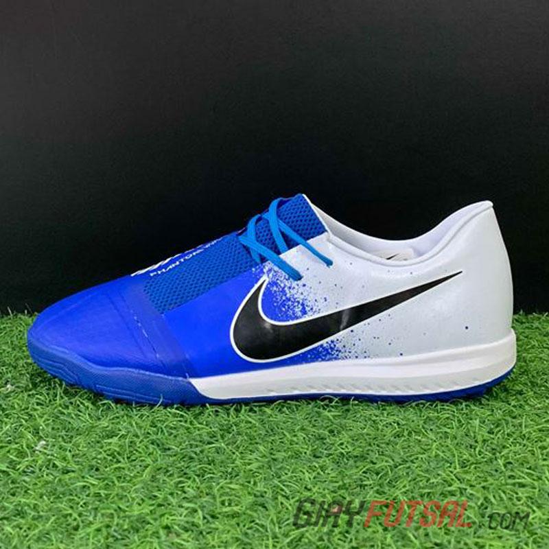 Giày Nike Phantom Venom TF - xanh dương trắng