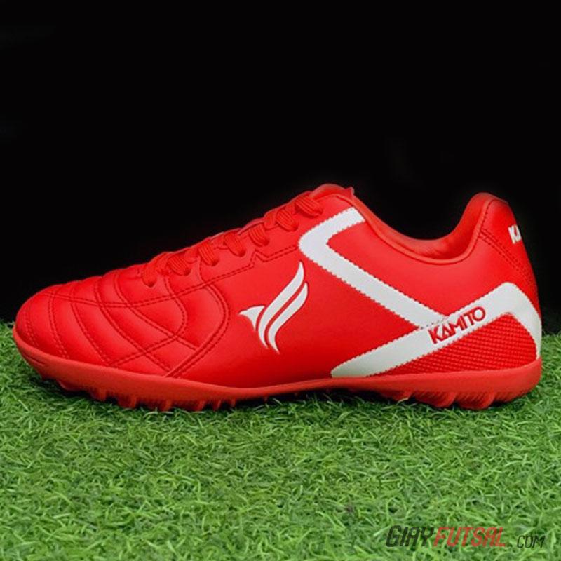 Giày Kamito Velocidad-02 TF - đỏ