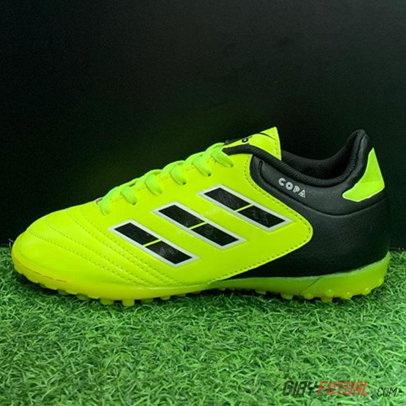Giày Winbro Copa Kids TF - xanh dạ