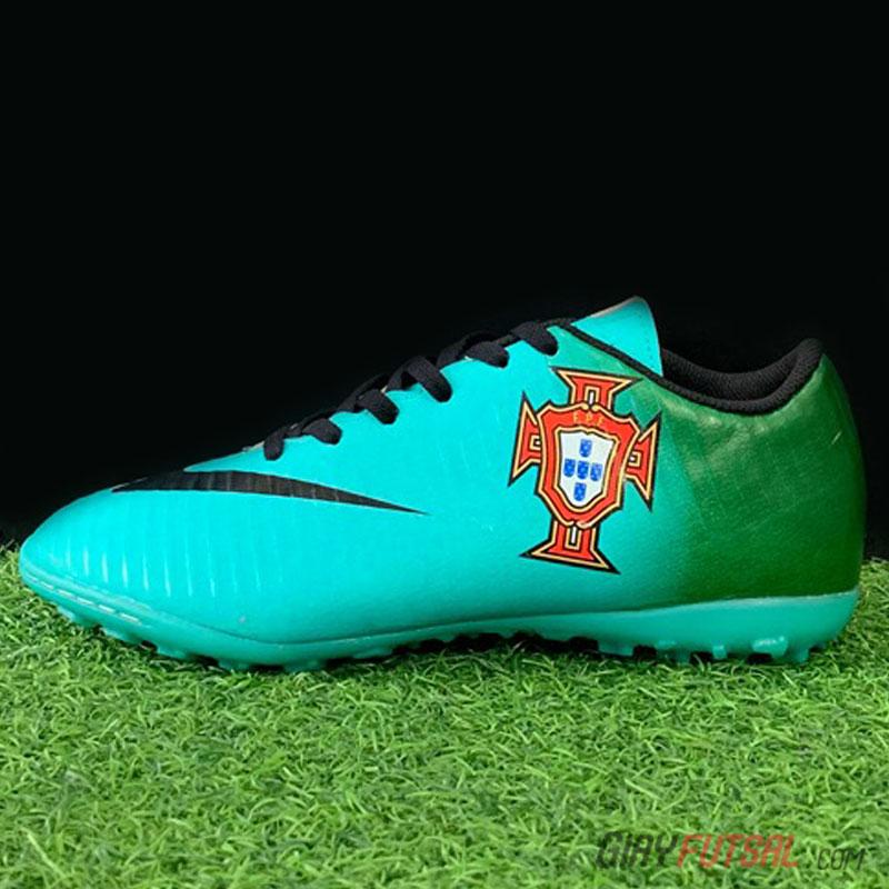 Giày Winbro CBL Bồ Đào Nha TF - xanh ngọc